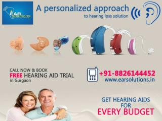 Get Siemens Hearing Aids in Delhi at Best price