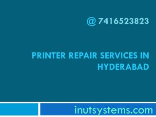 printer repair services in hyderabad