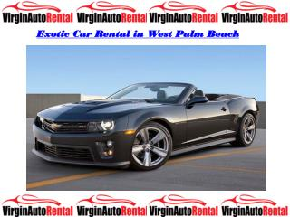 Exotic Car Rental West Palm Beach
