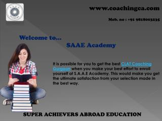 Find ultimate CLAT Coaching Gurgaon for you