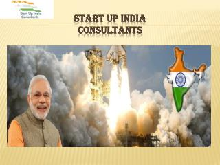 Startup india consultants