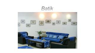 batik fabric clothing & bag & scarf & bedding