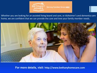 Assisted Living Concord CA