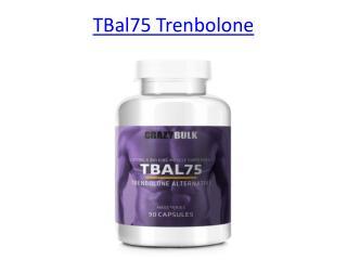 TBal75 Trenbolone
