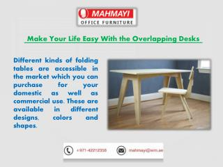 High Class Modular Furniture at Mahmayi Office Furniture