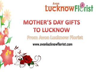 Send Mother's Day Gift to Lucknow
