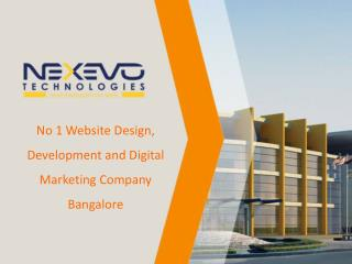 Chief Website Designing Agency Bangalore