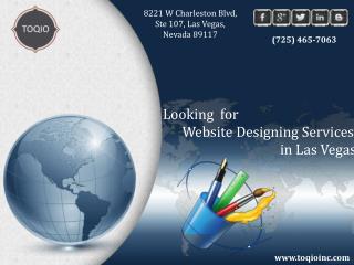 Best Website Designing Company Las Vegas