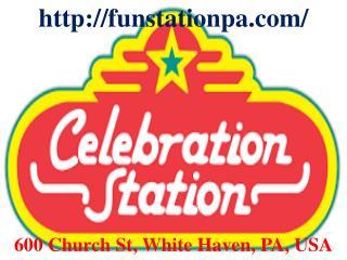 Kids Birthdays Parties, Corporate Fund raising Events, Craft fairs, Go carts, Miniature Golf, Raceway, Speedway.