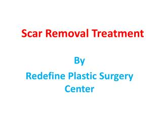 The best scar revision in Hyderabad