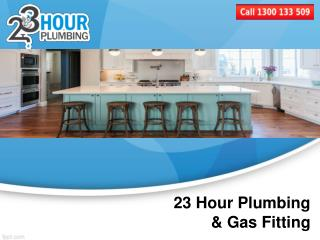 Hot Water Plumber