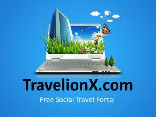 TravelionX.com - Social Travel