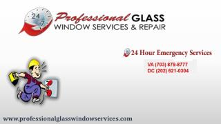 One Stop solution Residential Glass Repair Laurel MD