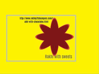 Send Amazing Rakhi and Rakhi Surprise to India Over the Web