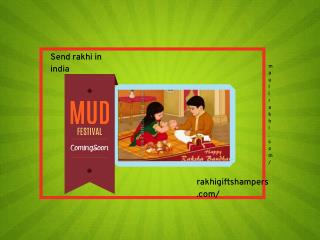 Send Excellent Rakhi Tilak Thali On the Internet to Elate Your Brother this Rakhi