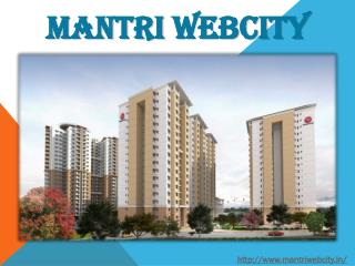 Mantri Webcity Review, Location, Price, Public Opinion & More
