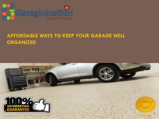 Garage Floor Coatings Dallas