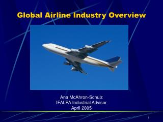Global Airline Industry Overview
