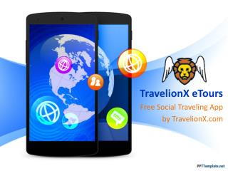 TravelionX eTours Free Travel App