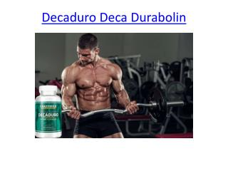 Get Lean and Muscular Body