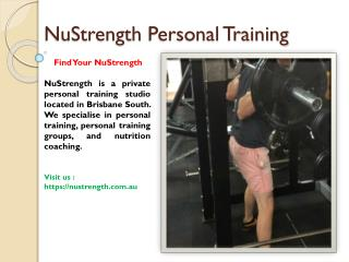 Committed Personal Trainers in Brisbane