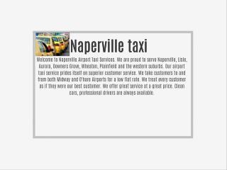 Naperville ohare