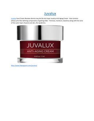 Juvalux Anti Aging Cream
