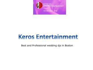 Boston dj Wedding