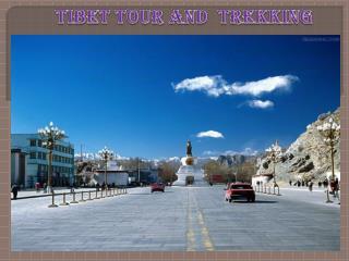 Tibet Tour and Trekking