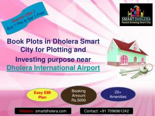 Dholera International Airport