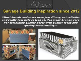 Salvage Building inspiration since 2012