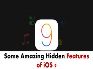 Top 5 Amazing Hidden Features of iOS 9 That You Must Know