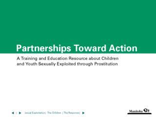 Partnerships Toward Action: