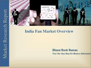 India Fan Market Overview