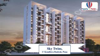 Sky Twins by Ravinanda Landmarks - 8888292222