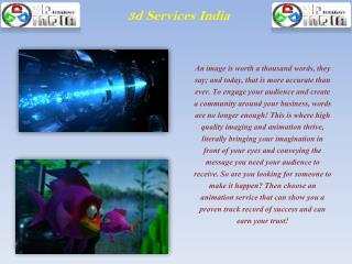 Architectural Animation Services in India