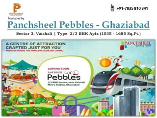 View More Info of Panchsheel Pebbles Project