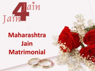 Jain4Jain: Maharashtra Jain Matrimonial