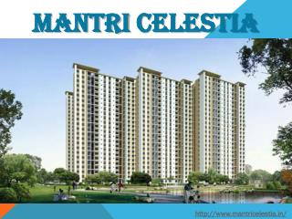 Mantri Celestia New Launch Gachibowli,  Hyderabad