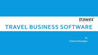 Travel Business Software