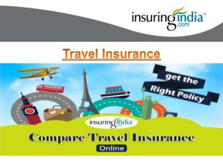 What is Travel Insurance?