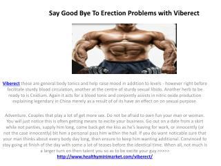 Enjoy satisfactory Sexual Life with Improved Erections