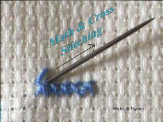 Math  Cross Stitching