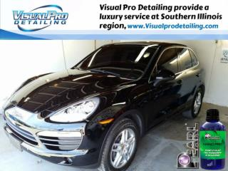 Visual Pro Detailing offer Antibacterial and odor removal services