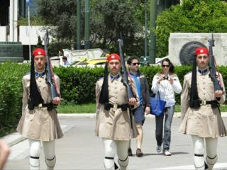Presidential Guards of Greece