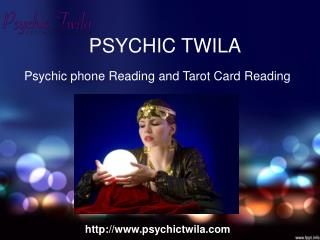 Love Marriage Reading From Psychic Twila Tarot Card Reader In Canada