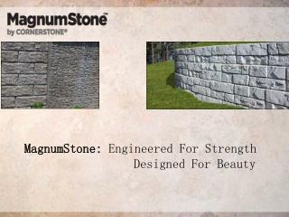 MagnumStone - Gravity Wall Extender