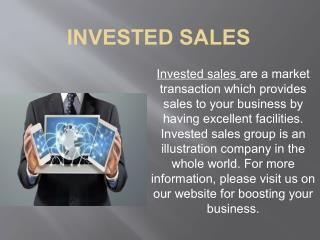 Sales Agencies