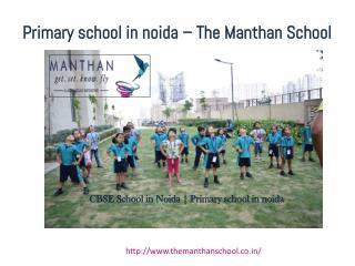 International School in Noida