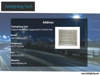 LED Street Light Manufacture, Parking Lot LED Light